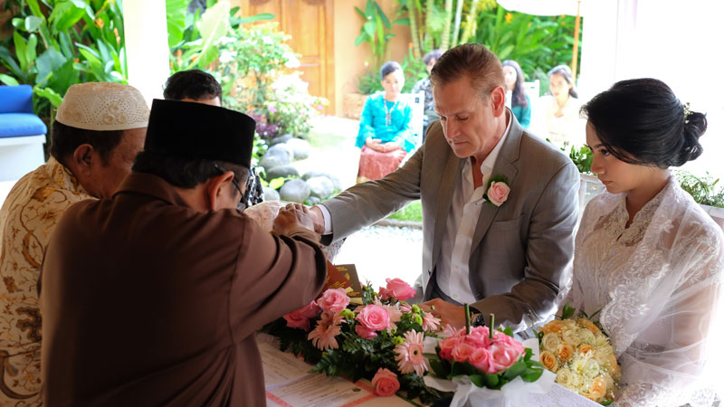 Moslem Wedding