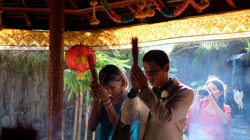 Buddhist Wedding