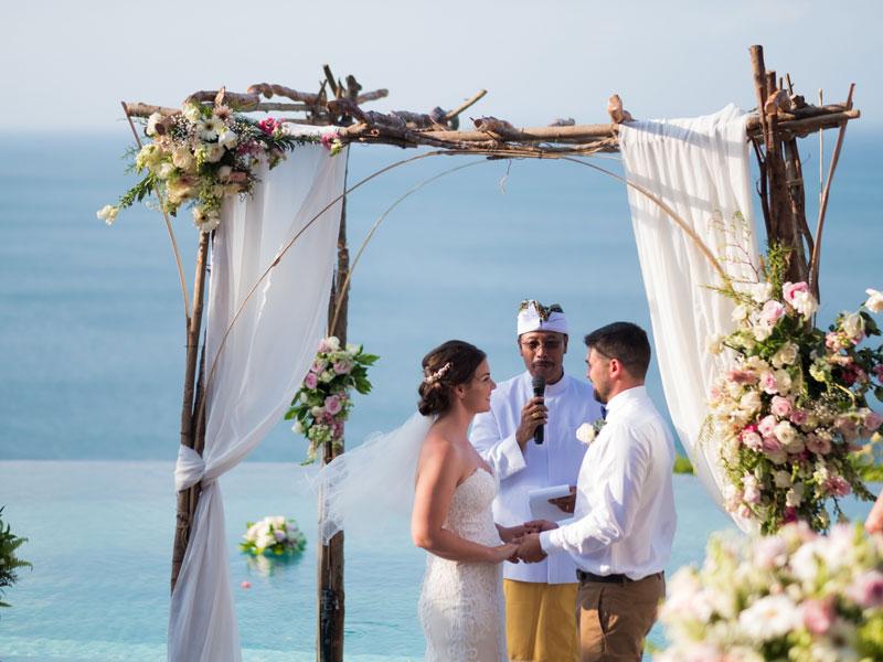 Commitment Wedding - Bali Wedding Butler