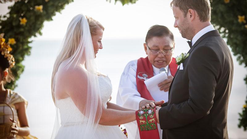 Protestan Wedding