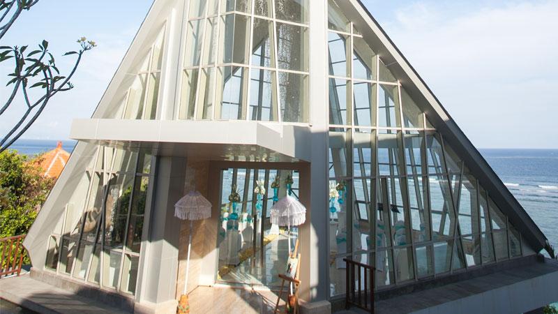 Pearl Chapel by Samabe Bali Resort & Villas