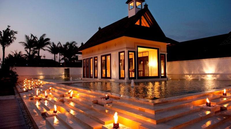 Cloud Nine Chapel by St. Regis Bali Resort