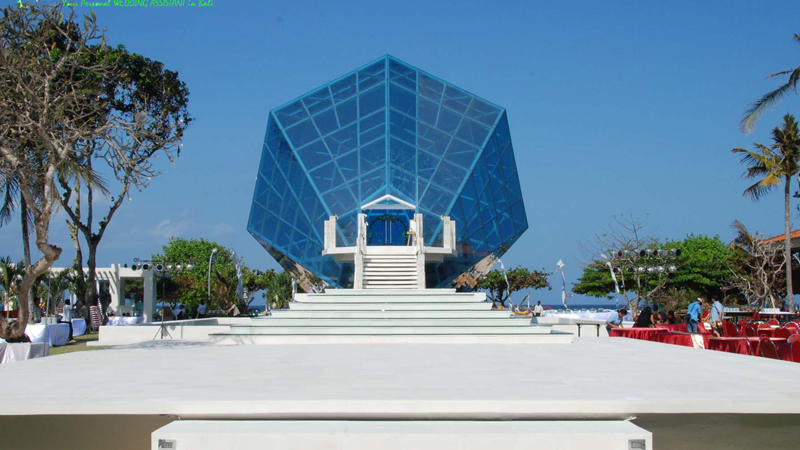 The Diamond Bali Chapel