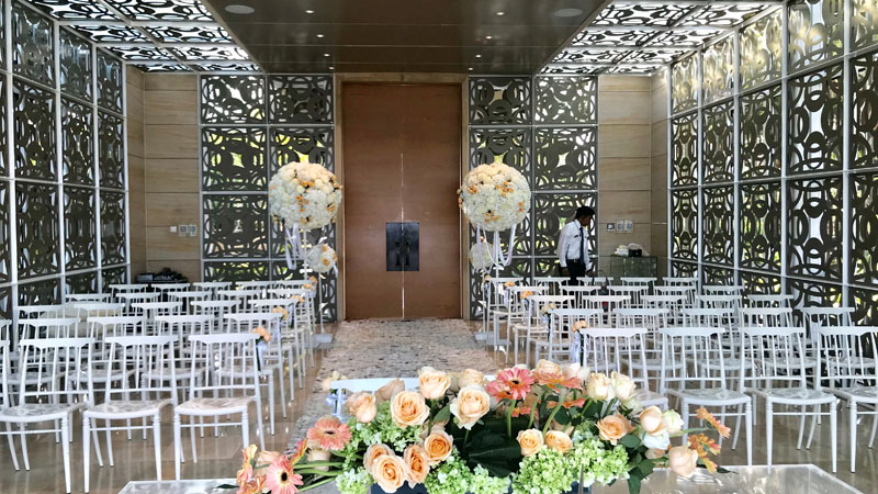 Harmony Chapel by The Mulia Hotel Bali