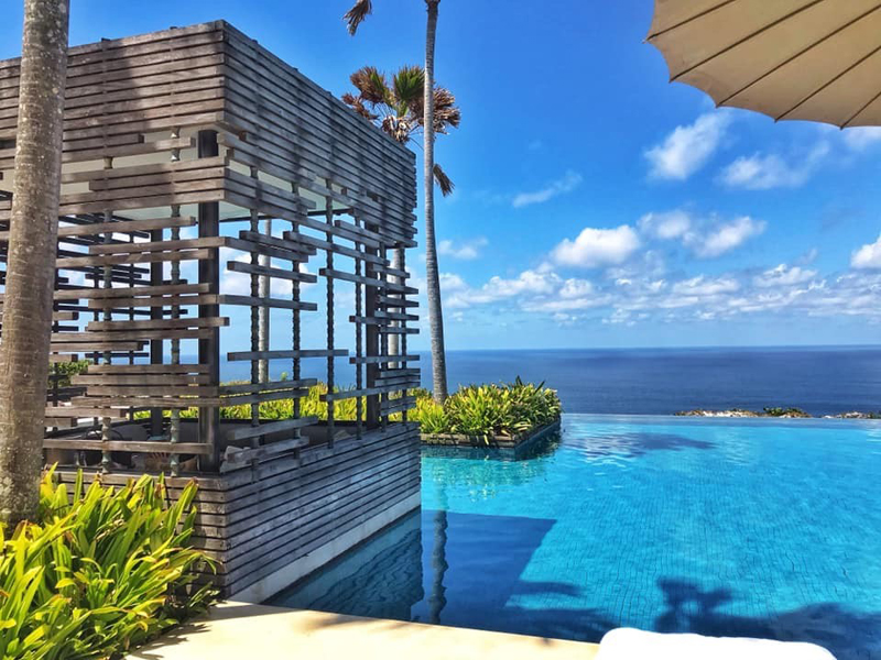 Cliff-Edge Cabana by Alila Uluwatu