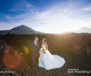 Batur Volcano Elopement