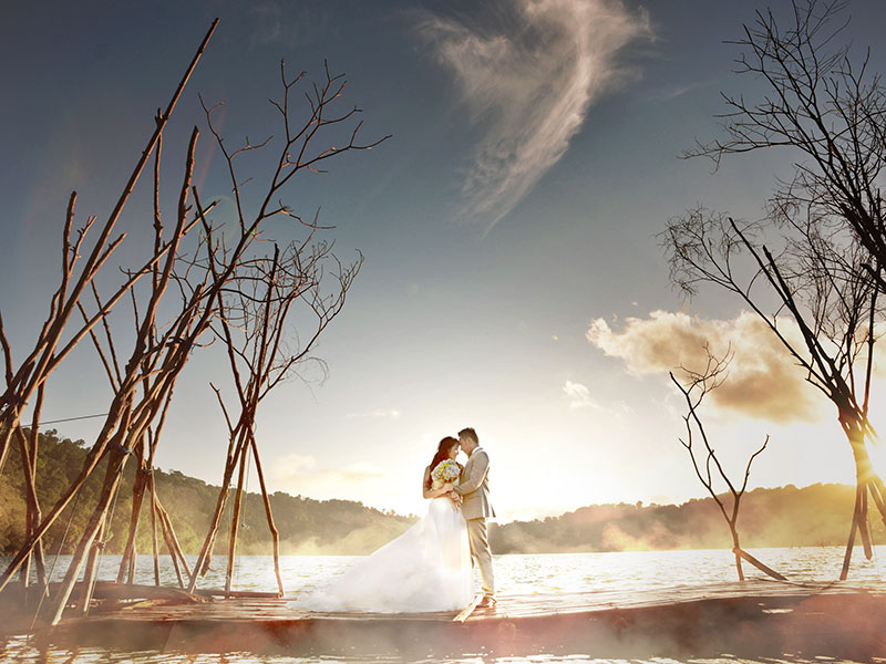 Bedugul Forest Elopement