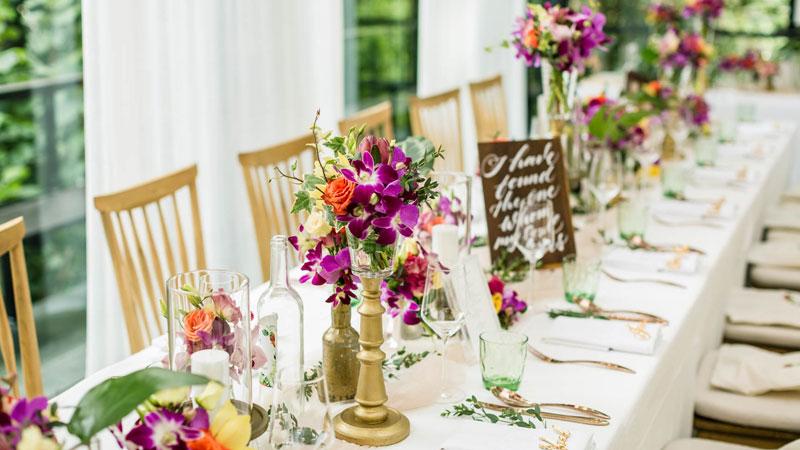 The Kayon Wedding