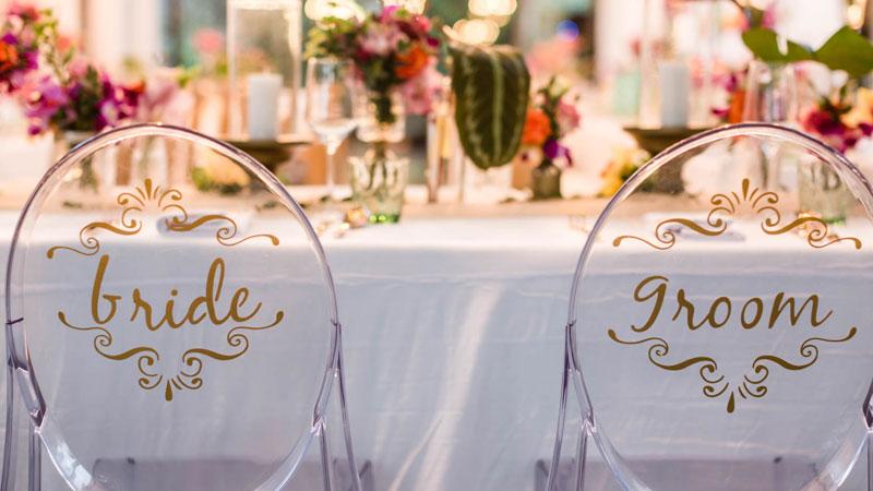 Holiday Inn Wedding