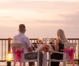 Romantic Dinner Programme