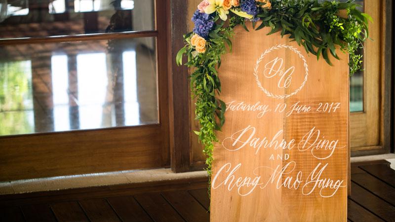 Mayo Wedding