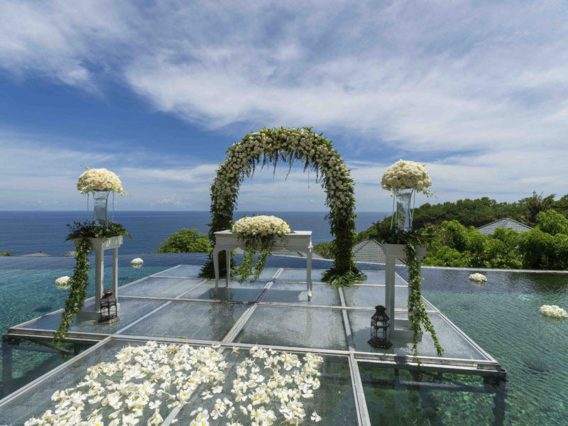 Afinity Water Wedding