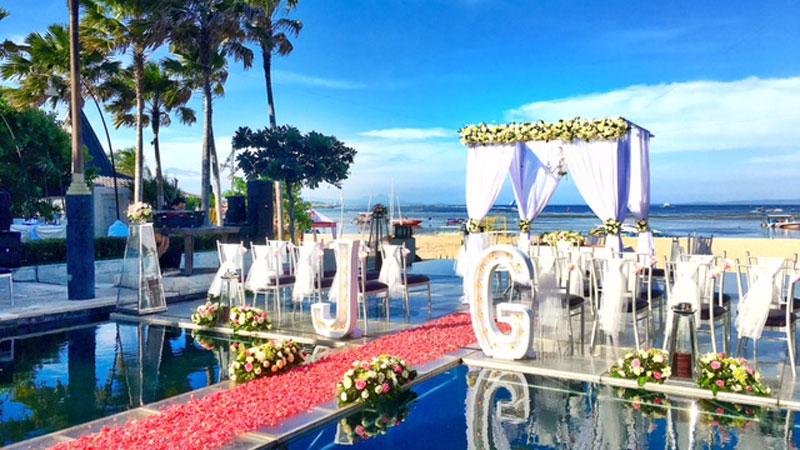 Bliss Water Wedding