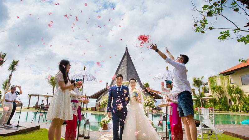 Sadara Water Wedding