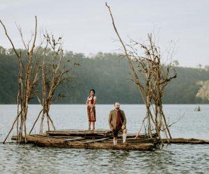 Canoe Wedding