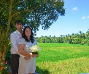 Rice Paddy Wedding
