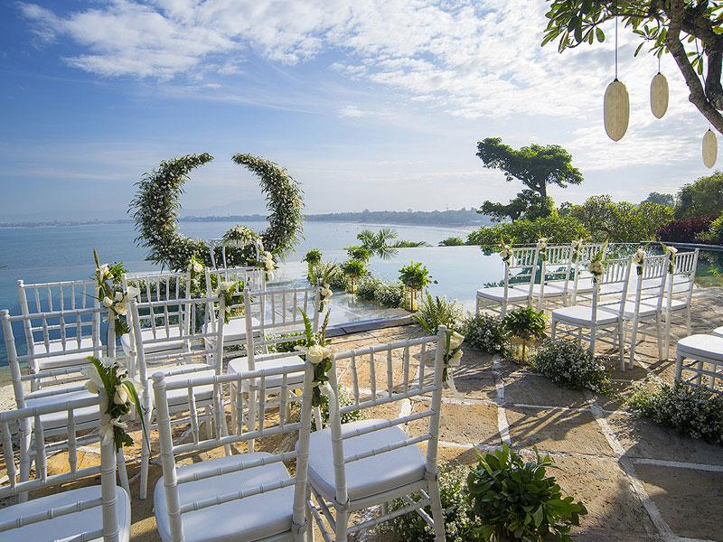 Jimbaran Water Wedding
