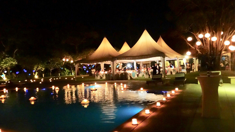 Tent and Marquee