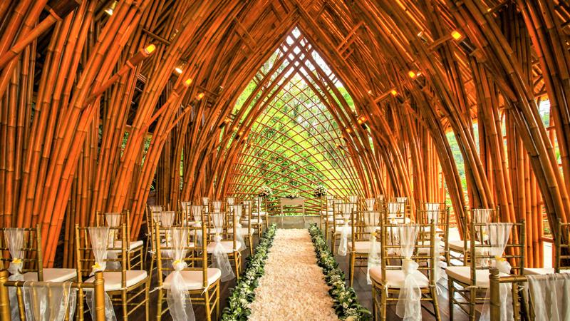 Grand Bamboo Ubud Chapel